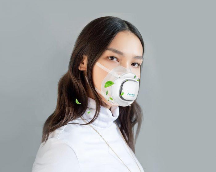 Airwheel F3 Smart Mask
