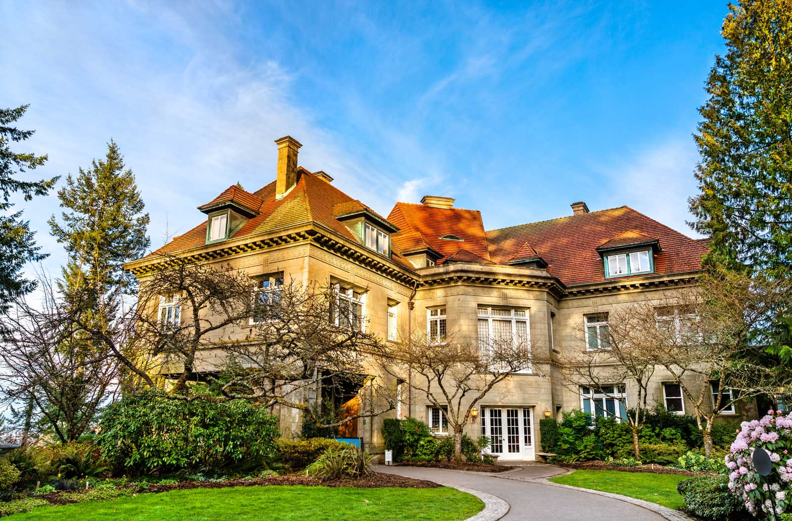 Things to do in Portland Oregon Pittock Mansion