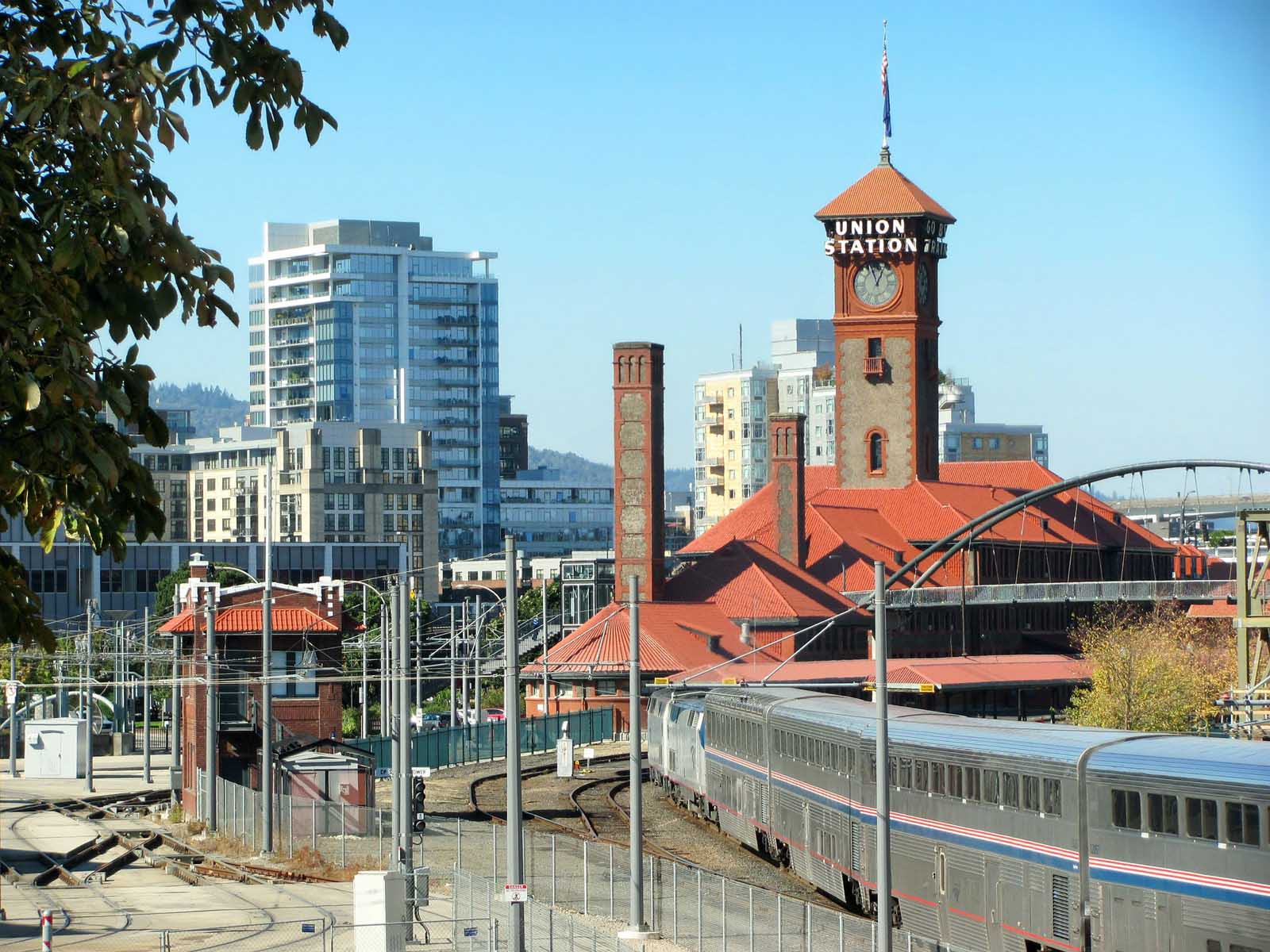 How to get to Downtown Portland